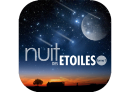 icône application Nuit des Etoiles